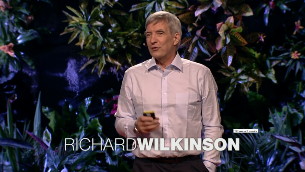 TED-Talk: How Economic Inequality Harms Society