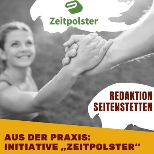 Initiative Zeitpolster
