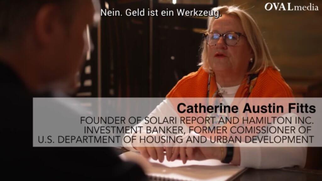 Narrative #62 – Catherine Austin Fitts